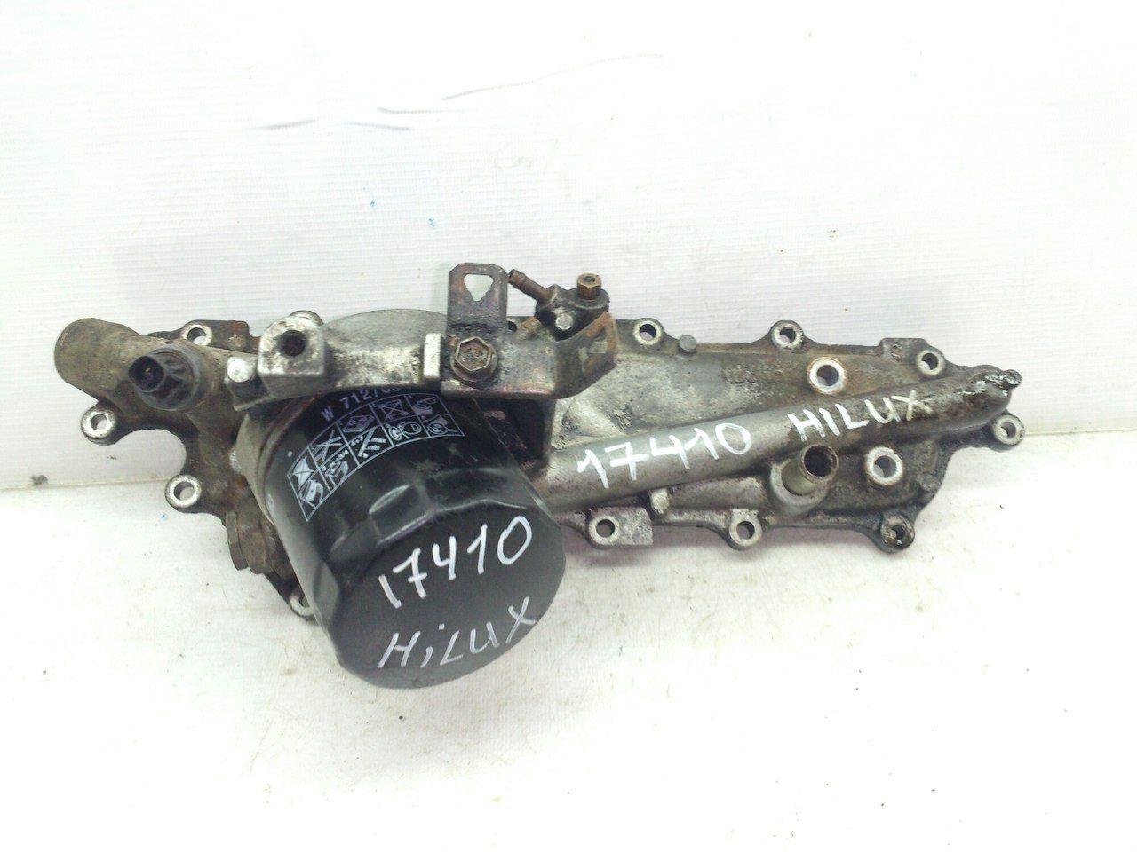 Кронштейн масляного фильтра Toyota  1570130091