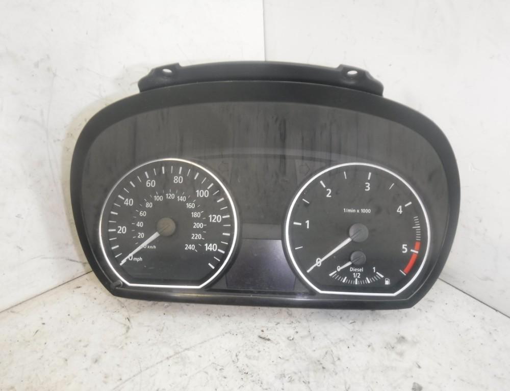 Панель приборов BMW 1-серия E87
