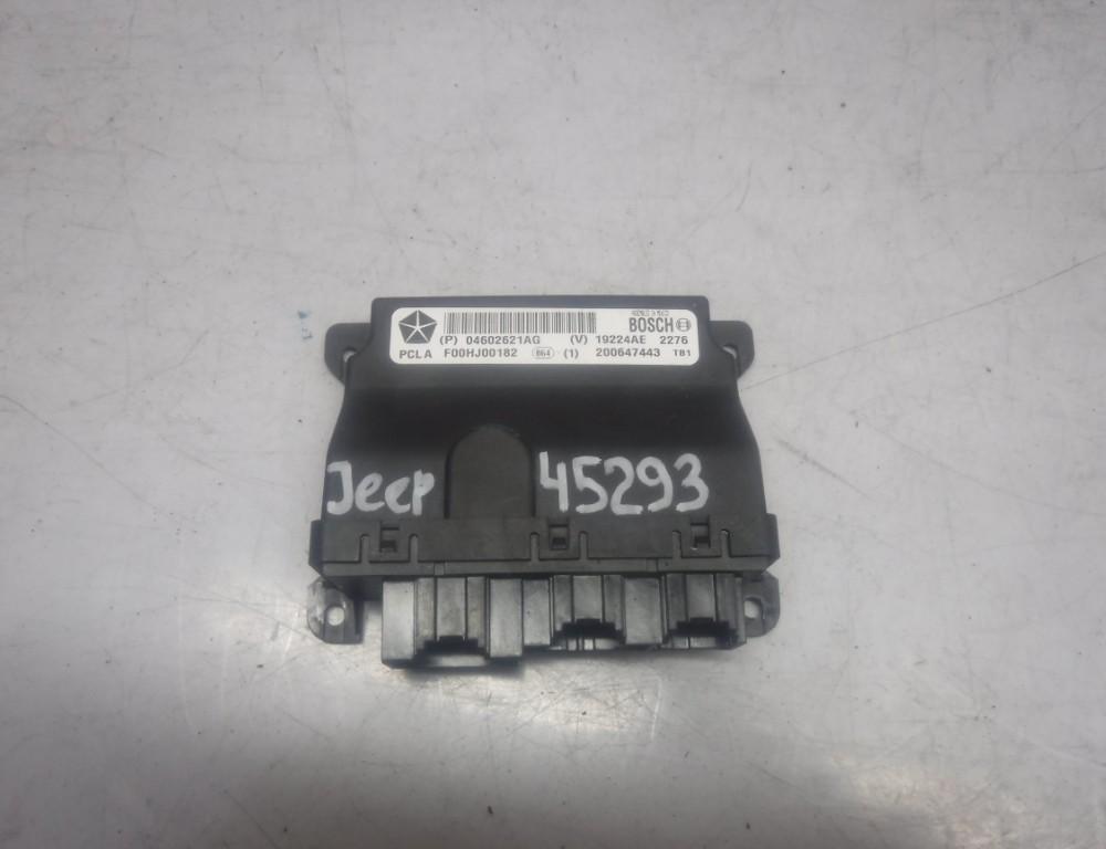 Блок комфорта Jeep Grand Cherokee (WH/