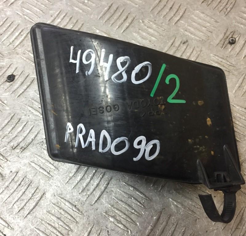 Резонатор воздушного фильтра Toyota  1789662010