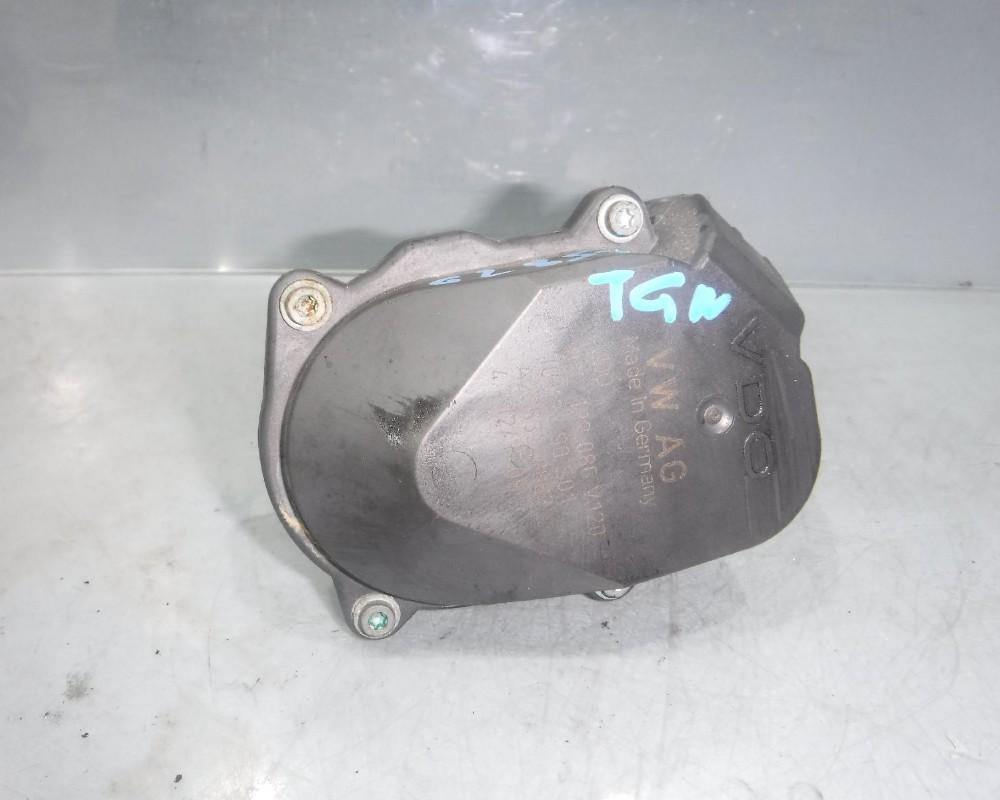 Механизмы изменения длины впускного коллектора   03L129086