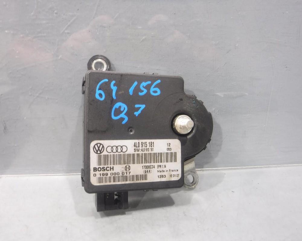 Блок управления аккумулятором (АКБ)   4L0915181