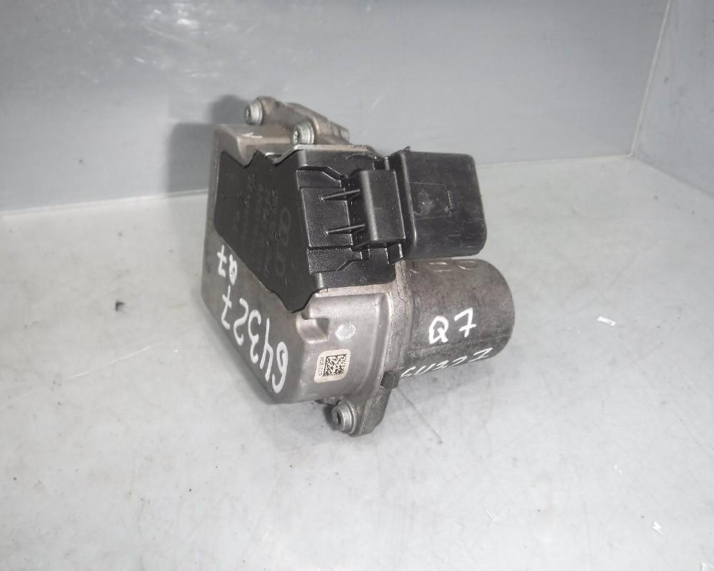 Механизмы изменения длины впускного коллектора   059129086D