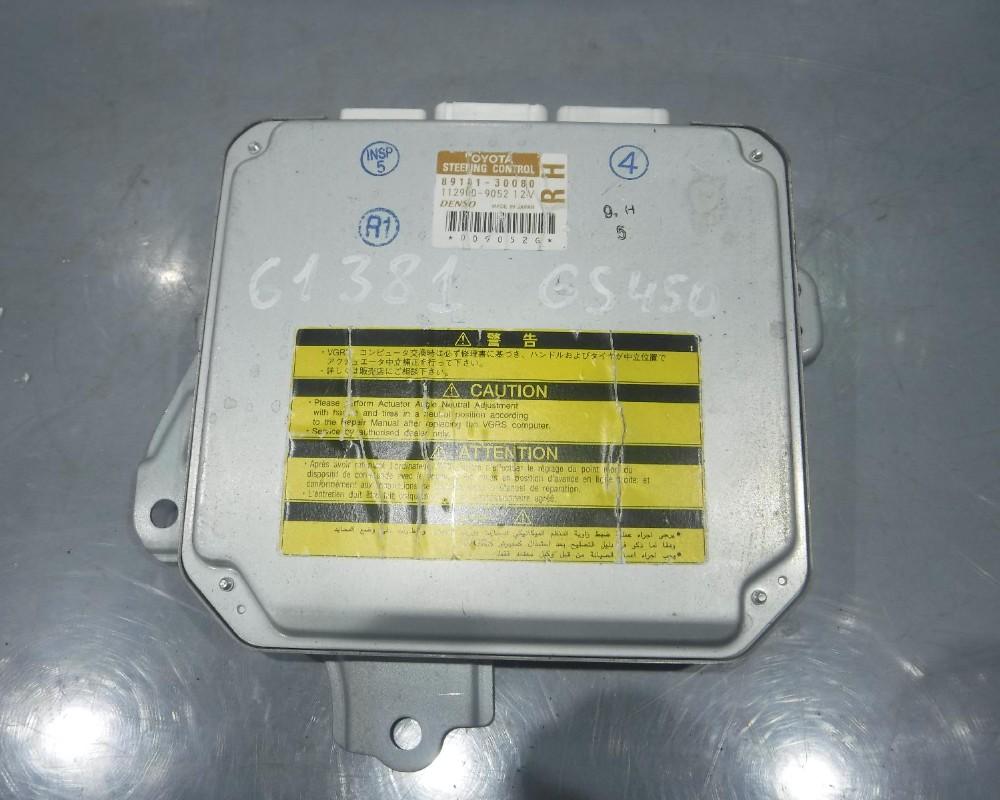 Блок управления электроусилителем руля   8918130080