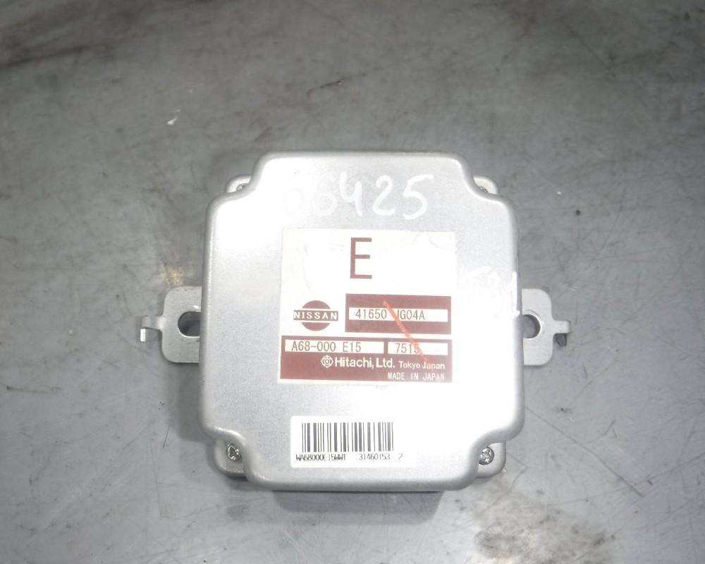 Блок управления раздаткой   41650JG04A